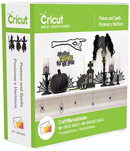 Cricut Potions and Spells