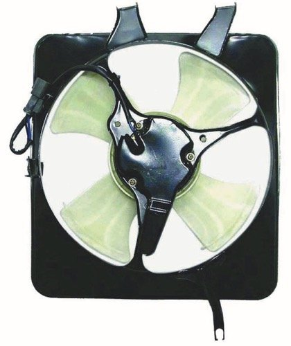 Go-Parts ª OE Replacement for 1994-2001 Acura Integra A/C Condenser Fan - (GS + LS + RS + Special Edition + Type R) Performance AC3113101 (A/c Fan Condenser Integra Acura)