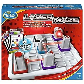 ThinkFun 76356 - Laser Maze™ - Das spannende Logikspiel mit echtem Laser ab 8 Jahren 5
