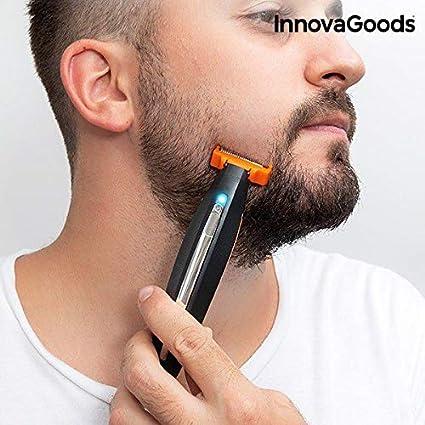 InnovaGoods | Afeitadora eléctrica recargable de precisión 3 en 1 ...