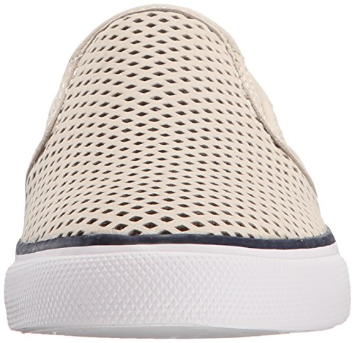 Sneaker Women's sider White Fashion Top Seaside Sperry qXOFw