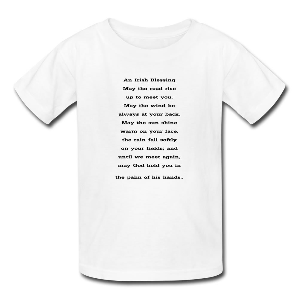 Amazon Andirishblessing Kids T Shirts Customized Wholesale
