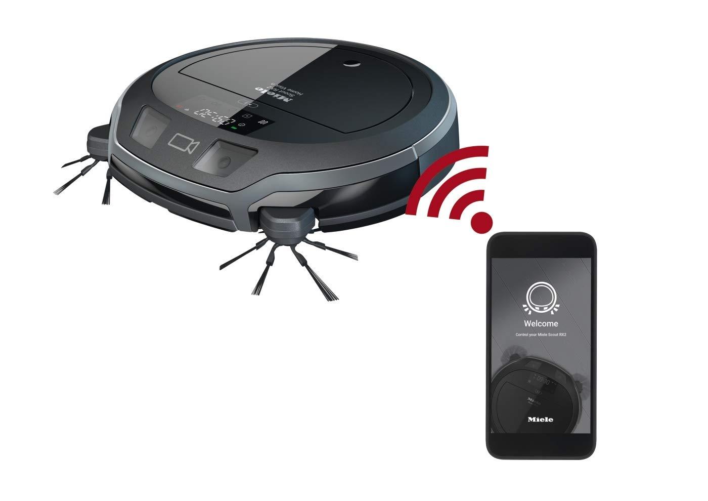 Miele 11415420, Scout RX2 Home Vision Robot Aspirador, Control de ...