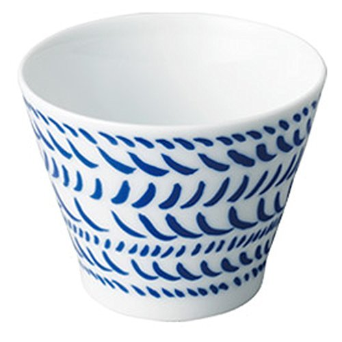 Worthy Graphics 5 pieces Blue Medium Bowl by Kinto (Image #1)