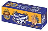 Cadbury Easter Caramel Eggs, 4-Count, 4.8oz Boxes (Pack of 6)