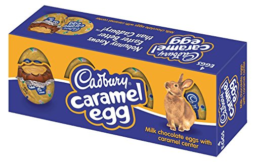 Cadbury Easter Caramel 4 Count 4 8oz product image