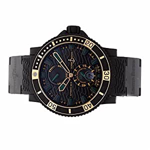 Ulysse Nardin Maxi Marine automatic-self-wind mens Watch 263-92LE-3C/928 (Certified Pre-owned)