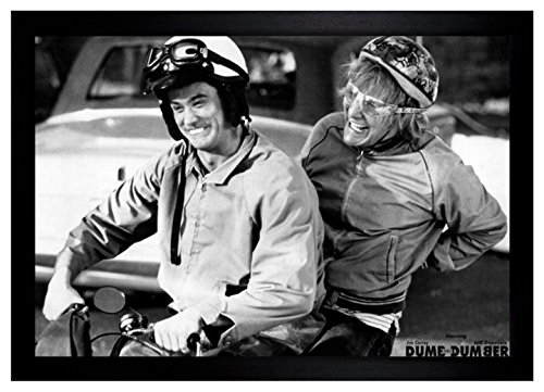 Dumb and Dumber 24x36 Framed Movie Poster
