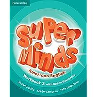 SUPER MINDS AMERICAN ENGLISH 3 WORKBOOK
