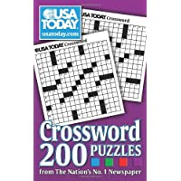 USA TODAY Crossword: 200 Puzzles from The Nation's No. 1 Newspaper (USA Today Puzzles)