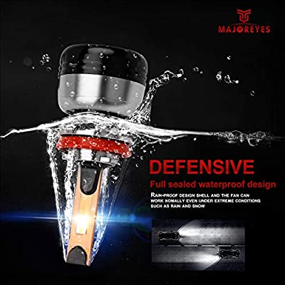 MAJOREYES H11 H9 H8 LED Headlight Bulbs,CREE Chips-(60W-10000LM-6000K) Conversion Kit,2 Years Warranty: Automotive