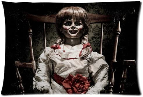 ANNABELLE? Interactive Pillow Case you