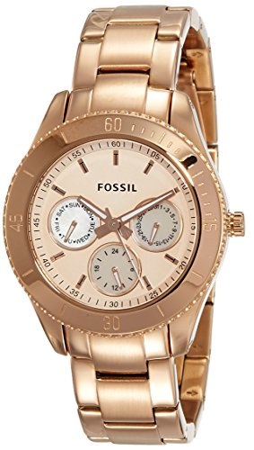 Fossil-ES2859-Stella-Plated-Stainless-Steel-Watch-Rose