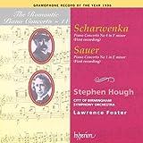 Scharwenka: Piano Concerto No. 4 in F Minor / Sauer: Piano Concerto No. 1 in E Minor (The Romantic Piano Concerto, Vol. 11)
