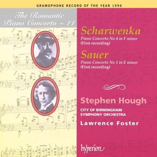 Scharwenka Piano Concerto Minor Romantic product image