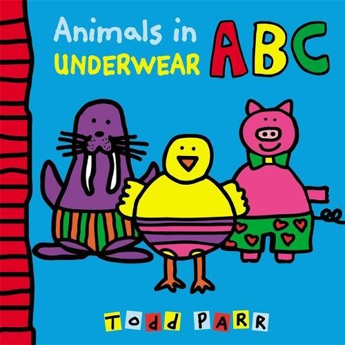 Animals Underwear ABC Todd Parr product image