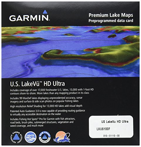 Garmin Lakevu HD Ultra (Gps Maps Lake)
