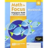 Math in Focus: Singapore Math: Student Workbook, Book B Grade 1