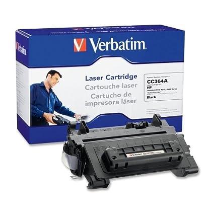 Amazon.com: Verbatim 97091 HPCC364A Rmf Laser Toner Catrg ...