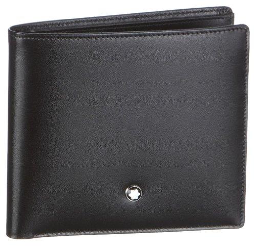 Montblanc Meisterstuck Men Black Wallet 8 cc by Montblanc