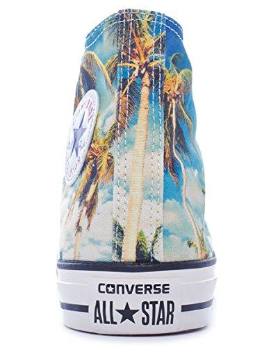Converse Ctas Union Jack 135504C, Sneaker Unisex adulto Tropical
