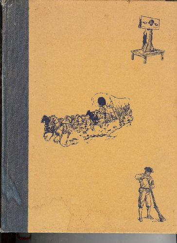 Life in colonial America (Landmark giants) (The Bronze Bow By Elizabeth George Speare)