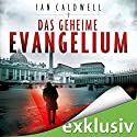 Das geheime Evangelium Hörbuch von Ian Caldwell Gesprochen von: Josef Vossenkuhl