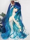 (17.5-19CM) BJD Doll Hair Wig 7-8