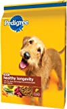 PEDIGREE Healthy Longevity Dry Food for Dogs 15lb bag, My Pet Supplies