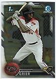 2016 Bowman Draft Baseball Chrome Prospect #BDC-11 Anfernee Grier Diamondbacks