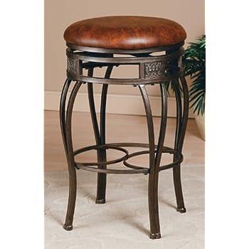 Terrific Amazon Com Steve Silver Company Bali Backless Swivel Forskolin Free Trial Chair Design Images Forskolin Free Trialorg