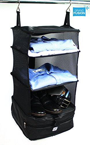 stow-n-gor-portable-luggage-system-small-black-hanging-shelves-and-travel-organizer