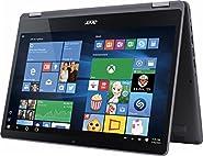 "2017 Newest 2 in 1 Acer Aspire R 15.6"" Full HD Touchscreen Flagship High Performance Backlit Keyboard Laptop PC | Intel Core i5-7200U | 8GB DDR4 | 1TB HDD | WIFI | Bluetooth | HDMI | Windows 10"