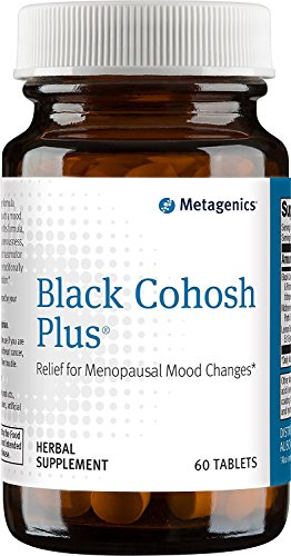 Metagenics Black Cohosh Tablets Count