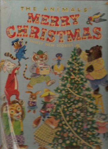 The Animals' Merry Christmas. Thirty New Stories (Christmas Goat Singing)