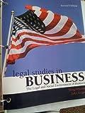 Legal Studies in Business:legal and Social Environment of Business, Doug & Gergacz, John Whitman, 0536675244