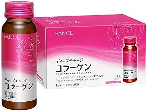 Fancl Deep Charge Collagen Drink 10 days Japan