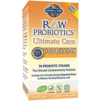Garden of life raw probiotics ultimate care - Garden of life raw probiotics men ...