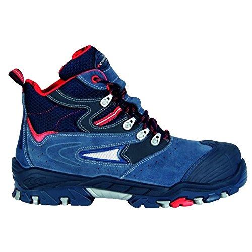 Cofra 17031–000.w45Priamo S1P SRC–zapatos de seguridad, talla 45, color azul
