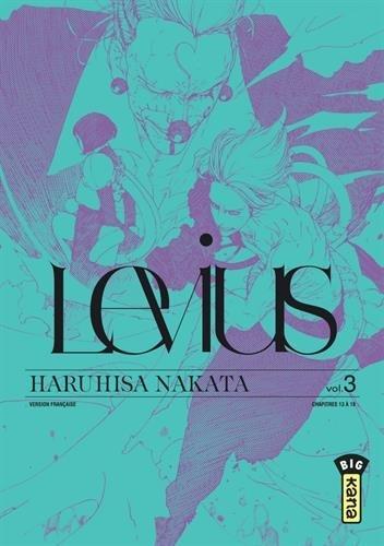 Levius, Tome 3 :