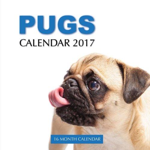 Pugs-Calendar-2017-16-Month-Calendar