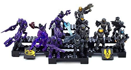 Mega Bloks, Halo, Exclusive Ultimate Battle Collector Pack (97390)