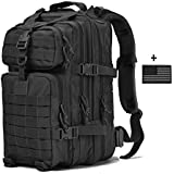 Small Military Tactical Backpack 3 Day Assault Pack Army Molle Bug Out Bag Backpacks Hunting Rucksac