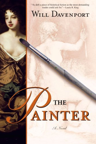 Book cover for The Painter