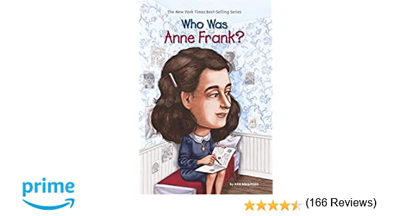 Workbook black history month biography worksheets : Who Was Anne Frank?: Ann Abramson, Nancy Harrison: 9780448444826 ...