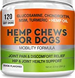 Best Joint Pain Reliefs - GOODGROWLIES Hemp Hip & Joint Supplement for Dogs Review