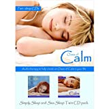 Help to Sleep - Double Sleep CD - Oasis of Calm. Relaxing Ocean Sounds and Soft Music and Audio Therapy Session, for Deep Sleep, Meditation, Relaxation, and Healing.