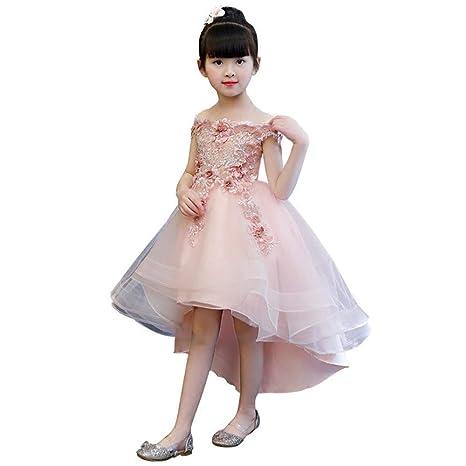 Cydkzmepa Vestido De Princesa Para Niñas Vestido Para Niños