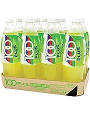 100 Plus Isotonic Drink Lemon Lime, 12 x 1.5l