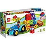 LEGO 10615 Duplo My First Tractor Learning Toy for Babies